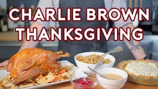 Download Binging with Babish: A Charlie Brown Thanksgiving Mp3 and Videos
