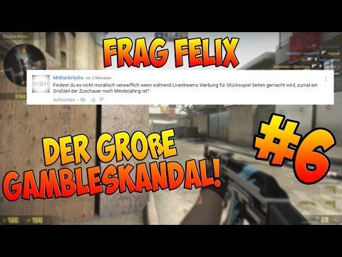 Der große Gambleskandal! Frag Felix #6