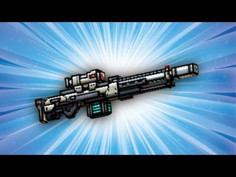 Pixel Gun 3D - Impulse Sniper Rifle [Review]