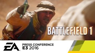 Battlefield 1 Official Gameplay Trailer - E3 2016