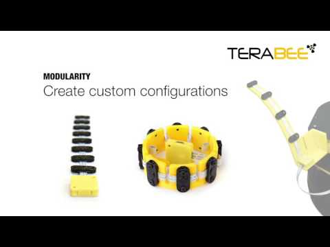 Introduction to TeraRanger Multiflex for mobile robotics