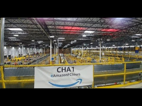 1st Week With Amazon Camperforce In Chattanooga, TN- Workamping