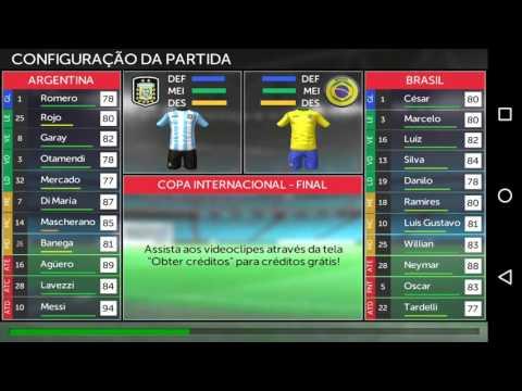 Brasil vs argentina no Fts 2015