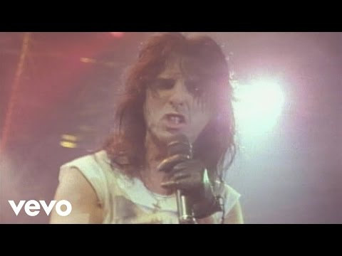 Alice Cooper - I'm Your Gun (from Alice Cooper: Trashes The World)