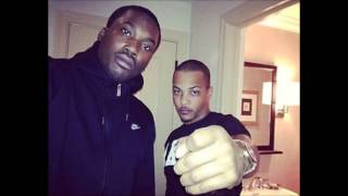 T.I ft Meek Mill - G Season (Streetcorner Gangstas Mixtape)