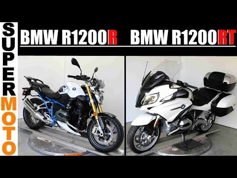 2017 bmw r1200r vs 2017 bmw r1200rt youtube. Black Bedroom Furniture Sets. Home Design Ideas