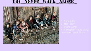 BTS (방탄소년단) Wings: You Never Walk Alone + DOWNLOAD LINKS