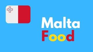 Malta Food / Еда на Мальте