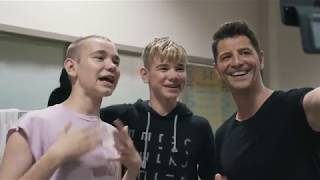 Marcus & Martinus - Athens and MAD Video Music Awards!