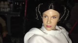 ryan from galaxy of toys reviews the first 4 disney star wars premium elite figuees