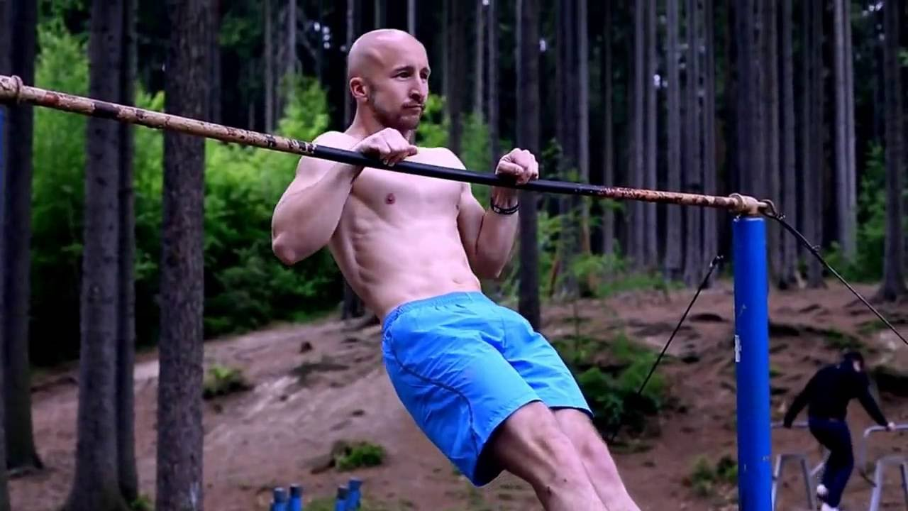 25 Extreme Pull Up Exercises
