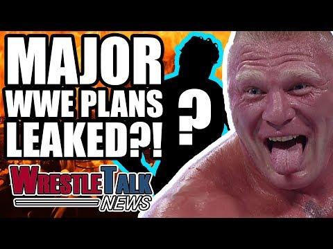 MAJOR WWE Survivor Series Plans LEAKED?! | WrestleTalk News Oct. 2017 thumbnail