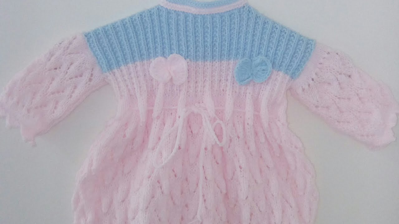 tuto robe brassi re b b au tricot suerte para b b baby sweater gilet pour b b au tricot 1 2. Black Bedroom Furniture Sets. Home Design Ideas