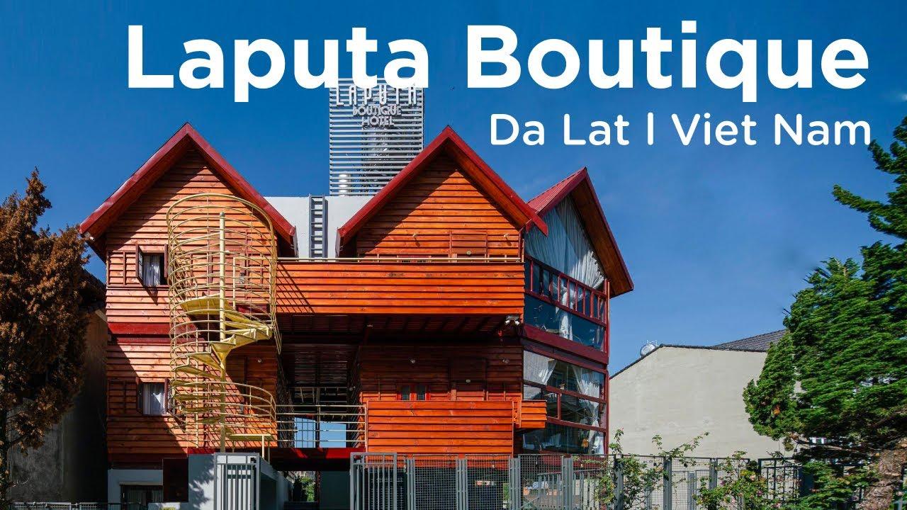 Laputa Boutique hotel & homestay, Khách sạn giữa bầu trời Đà Lạt #homestaydalat
