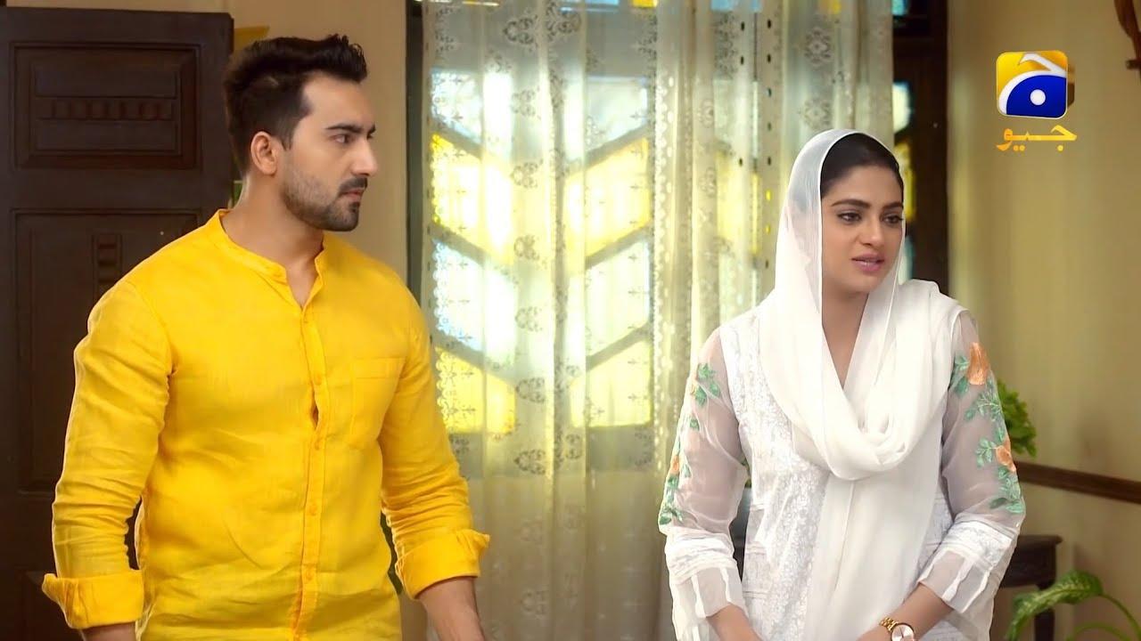Makafat Season 3 - Ikhlaas - Hammad Farooqui - Namrah Shahid - Kamran Jilani - HAR PAL GEO