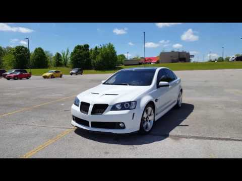Pontiac G8 - Should you buy a V6