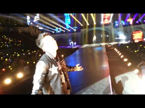 BIGBANG - Encore in Philippines @ Alive GALAXY Tour 2012