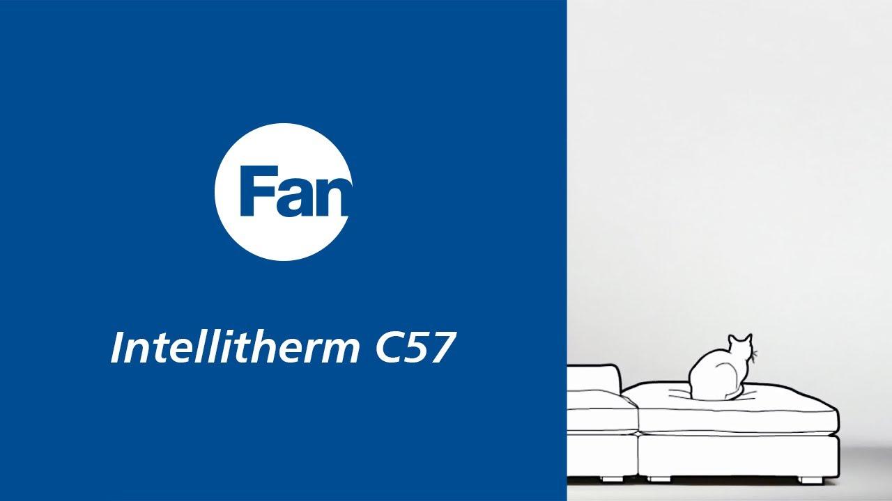 Intellitherm c57 fantini cosmi istruzioni per la for Termostati fantini cosmi prezzi