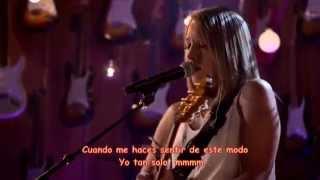 Colbie Caillat - Bubbly (subtitulado en español)