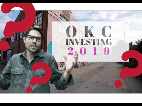 Oklahoma City Real Estate Investing 2019