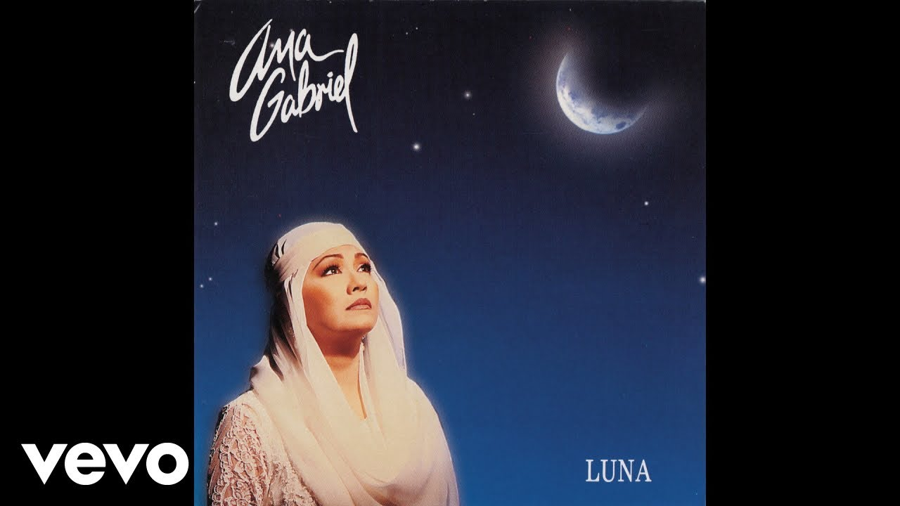 Ana Gabriel - Luna (Cover Audio)