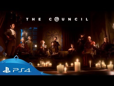 The Council | Teaser Trailer | PS4