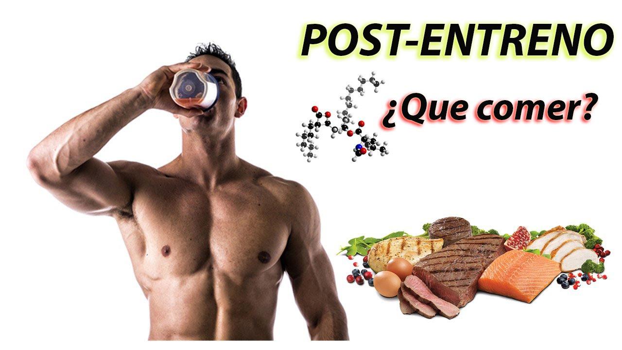 La cuando del o mejor antes entrenamiento proteina es tomar despues