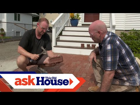 How to Replace a Concrete Walkway | Ask This Old House