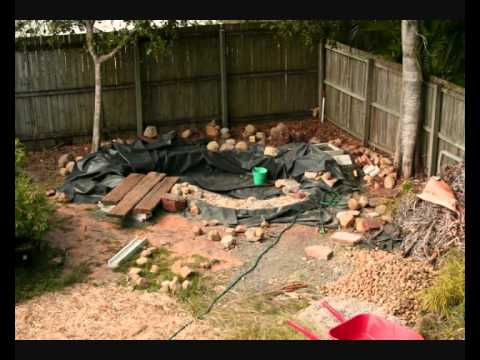 Backyard Permaculture Timelapse - YouTube on Backyard Permaculture Design id=35901