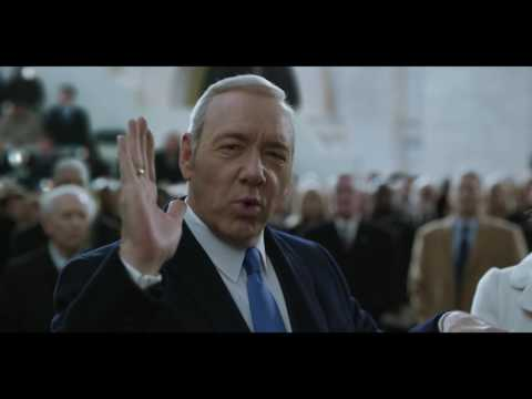 House of Cards S509: Frank's Inauguration
