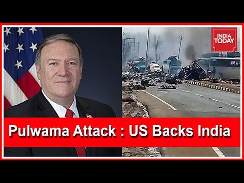 US Condemns Attack On Indian Security Forces : Mike Pompeo, US Secretary Of State