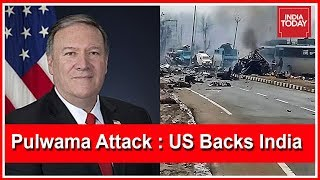 US Condemns Attack On Indian Security Forces : Mike Pompeo, US Secretary Of State thumbnail