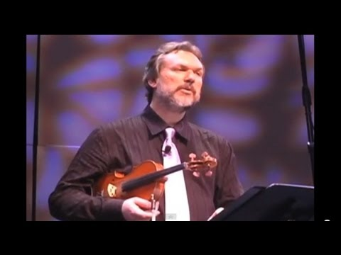 UCLA Lecture by Mark O'Connor on American Classical Music