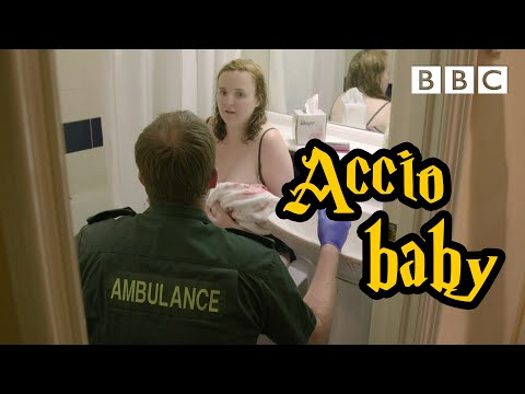 The Pregnancy Test Was Negative... Then I Gave Birth In A Hotel Toilet! 😱- BBC