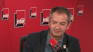 Pascal Pavageau est l'invité du Grand Entretien de France Inter