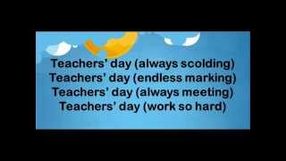 BTPS 2012 Teachers