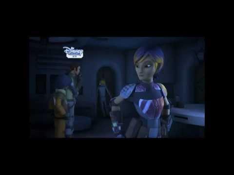 youtube filmek - Star Wars Lázadók - 8. rész előzetes
