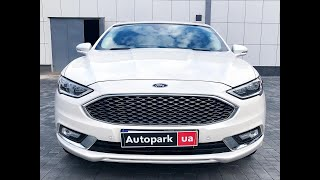 АВТОПАРК Ford Fusion 2017 года (код товара 22890)