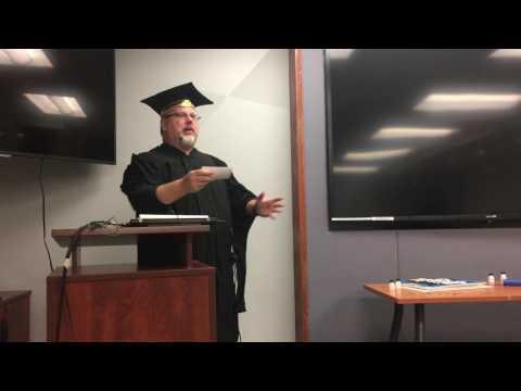 2017 Academic Services Graduation