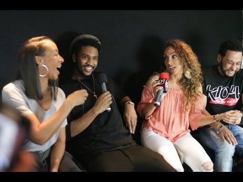 "Trey Songz Talks ""Tremaine"" with DeDe x Lady Jade x Mike Shawn"