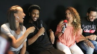 "Trey Songz Talks ""Tremaine"" with DeDe x Lady Jade x Mike Shawn"
