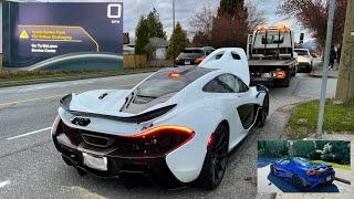 WE BROKE OUR 1.7 MILLION DOLLAR MCLAREN P1 HYPERCAR! We bought a MSO 765LT instead!