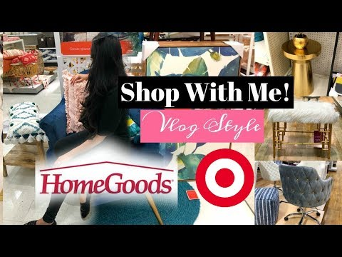 Shop With Me! Homegoods & Target OpalHouse - MissLizHeart