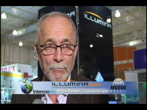 ILLUMINA - MESSE BRASIL - PETER GASPER - LIGHTING ...