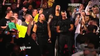 WWE Raw 01/04/2013 - 1st April 2013 - Part 2