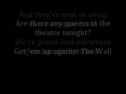 Pink Floyd - In The Flesh (With Lyrics)