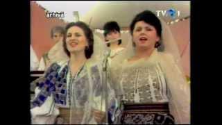 11. Primul concert Tezaur folcloric ---- 1988 -  M. Pitulice,E. Stanciu,E. Turcu,M. Stanescu