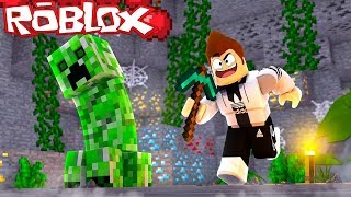 ROBLOX MİNECRAFT SKY WARS!
