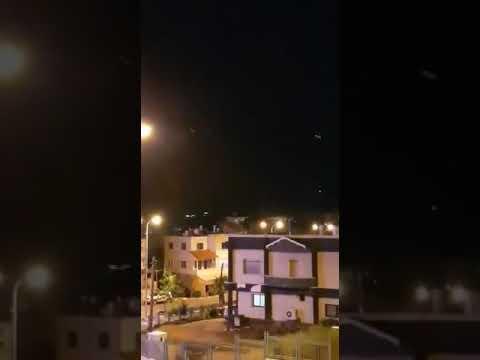 Siria en su hora crítica - altos del golan ocupados suenan las sirenas