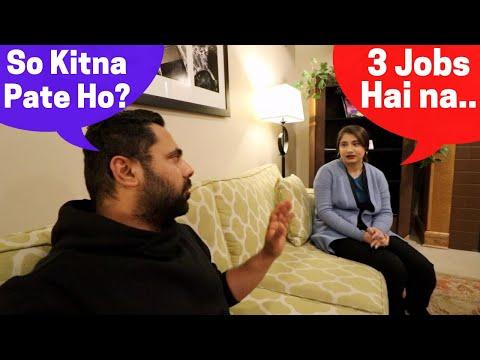 18 Saal Ki Ladki India Se Canada To Aayi Par Ab 21 Me..